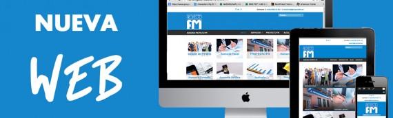 Nueva web Proyecto FM